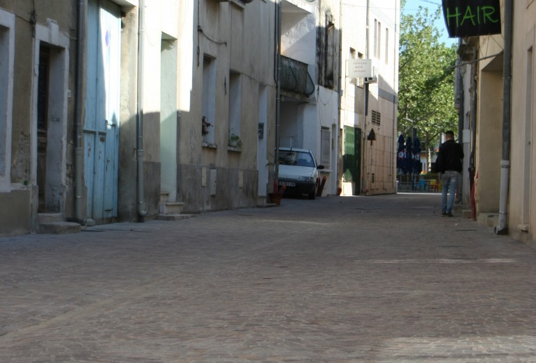 La rue Marcellin Albert