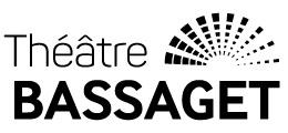 Logo théâtre Bassaget