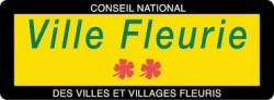 Panneau Villes et Villages Fleuris