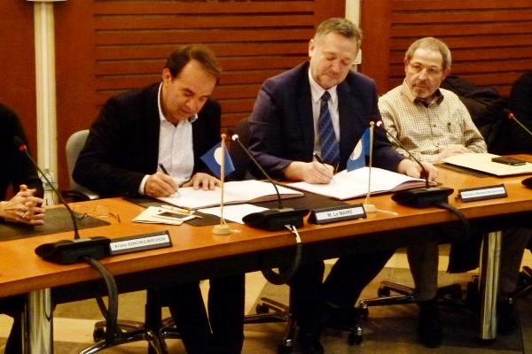 Convention GrDF Ville Mauguio Carnon
