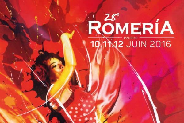 Affiche Romeria 2016
